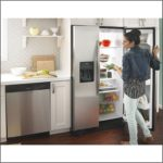 32 Inch Wide Refrigerator Side By Side