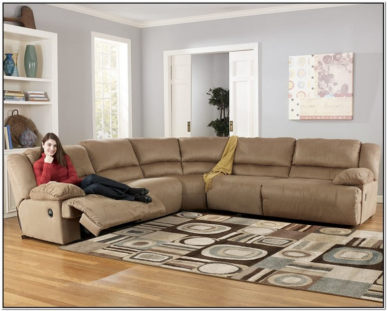 Ashley Furniture Store Sectional Sofas