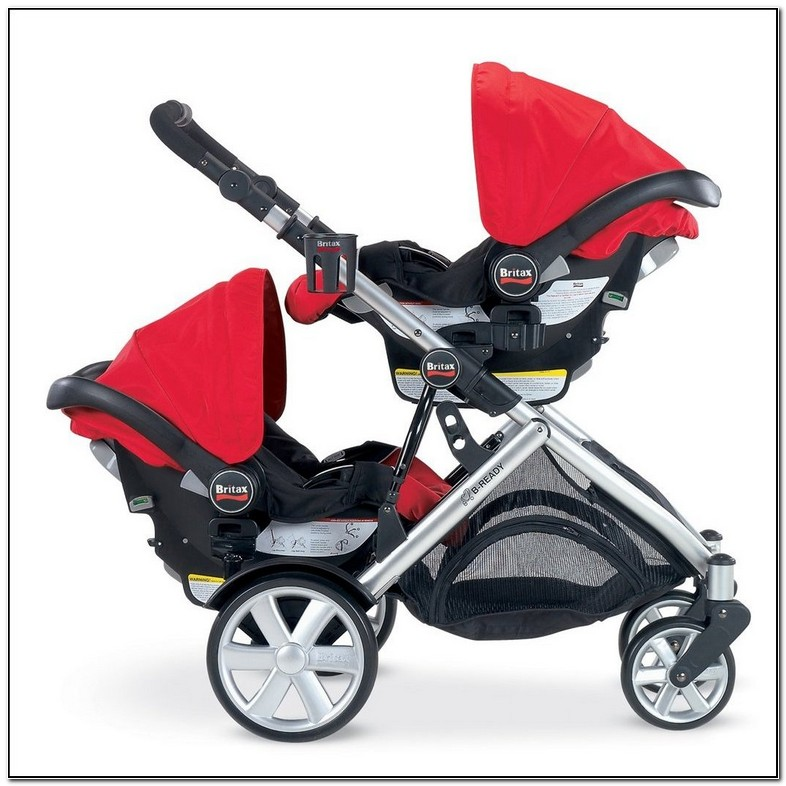 Best Twin Strollers With Two Car Seats