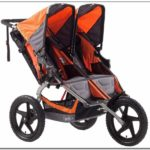 Bob Double Jogging Stroller Used