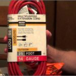 Can You Run Refrigerator Extension Cord