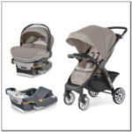 Chicco Infant Car Seat And Stroller Combo