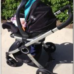 Chicco Urban Stroller And Car Seat