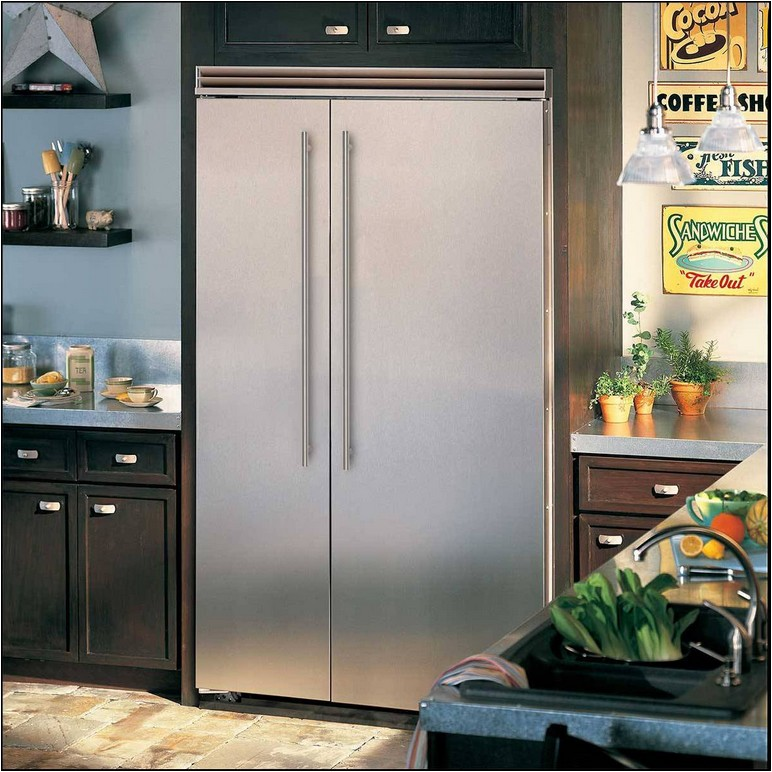 Commercial Style Refrigerator For Home