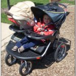 Double Jogging Stroller For Infant And Toddler Reviews