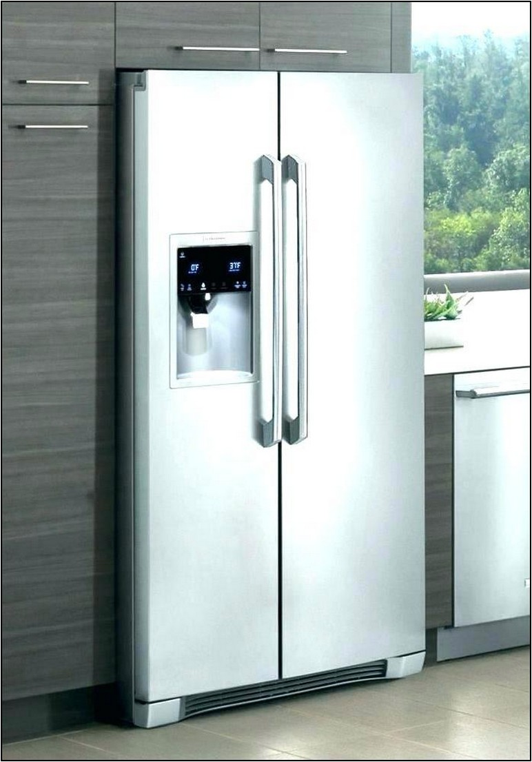 Extra Large Refrigerator Dimensions