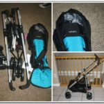 How Much Does The Urbini Reversi Stroller Weight