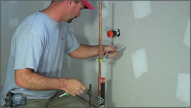 How To Install Water Line To Samsung Refrigerator