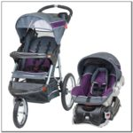 Infant Car Seat With Stroller Combo