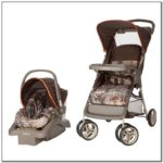 Realtree Camo Stroller And Carseat