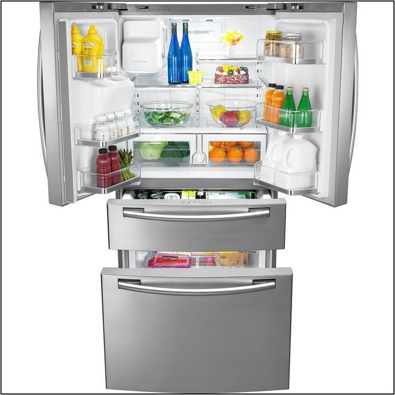 Samsung 4 Door Refrigerator With Flexzone Drawer