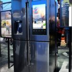 Samsung Touch Screen Refrigerator