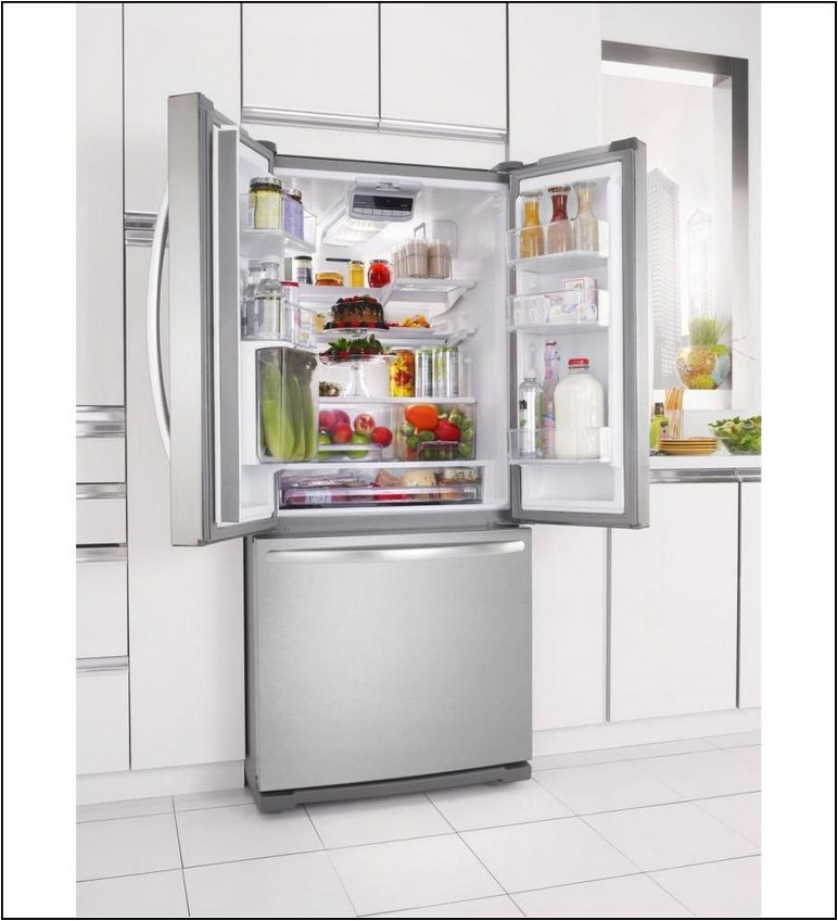 Top Rated French Door Refrigerators With Ice Maker