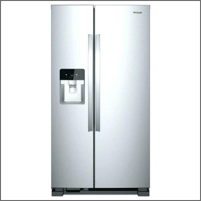 Whirlpool Gold Series Refrigerator Cooling Off