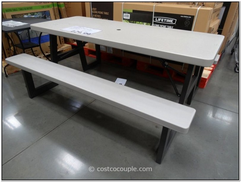 5 Foot Folding Table Costco