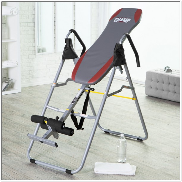 Body Champ Inversion Table How To Use