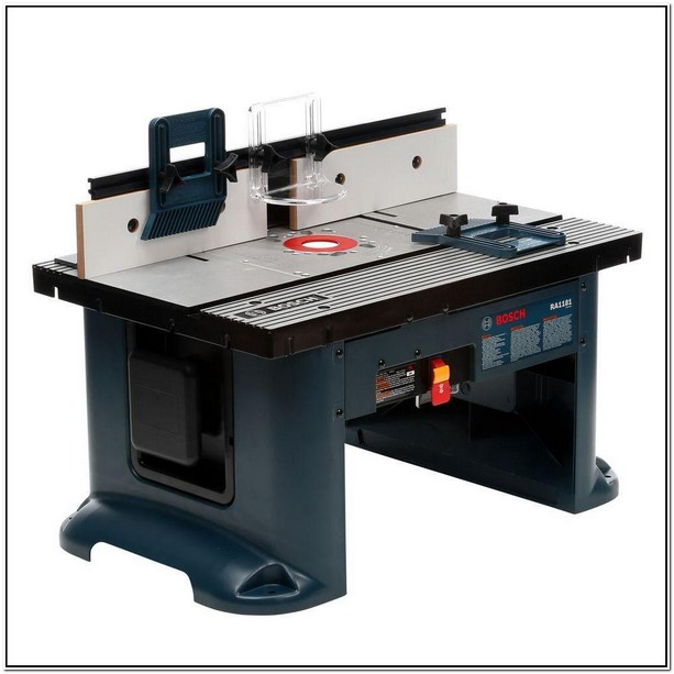 Bosch Router Table Home Depot