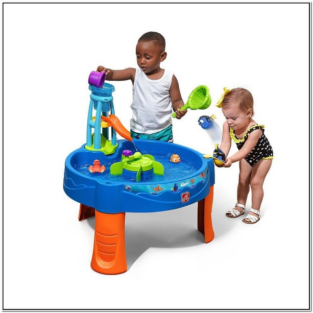 Finding Dory Water Table Walmart
