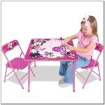 Minnie Mouse Table And Chairs Walmart
