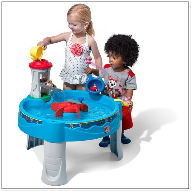 Paw Patrol Water Table Toys R Us