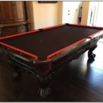 Pool Table Felt Replacement Service Near Me