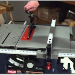 Ryobi 10 Inch Table Saw Manual