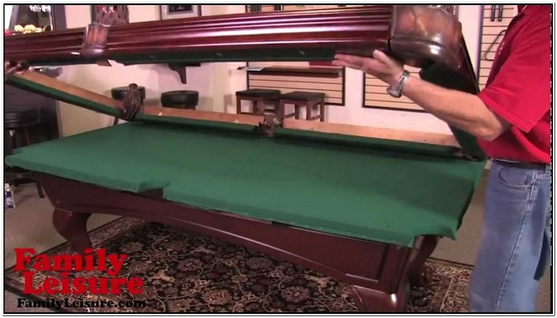 Sears Pool Table Assembly Instructions