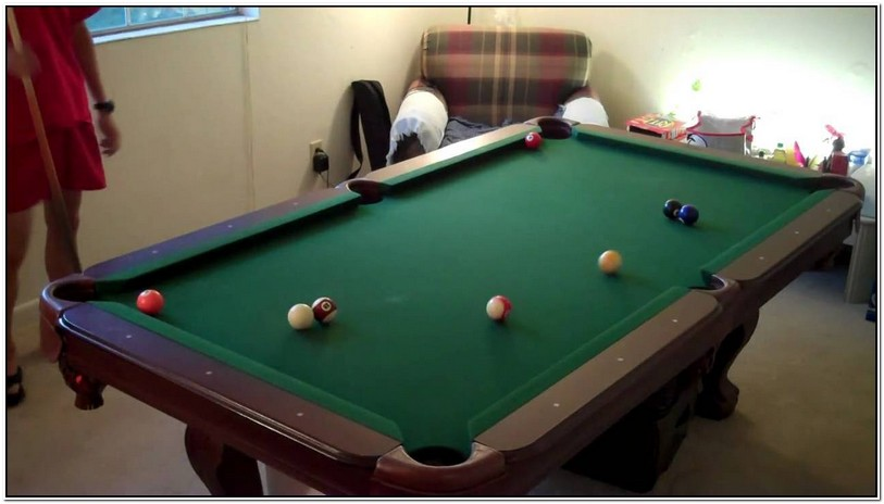 Sportcraft Pool Table Assembly