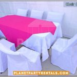Table And Chair Cover Rentals Near Me
