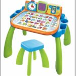 Vtech Learning Table And Chair