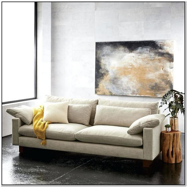 West Elm Harmony Grand Sofa