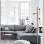 West Elm Shelter Sofa For Sale