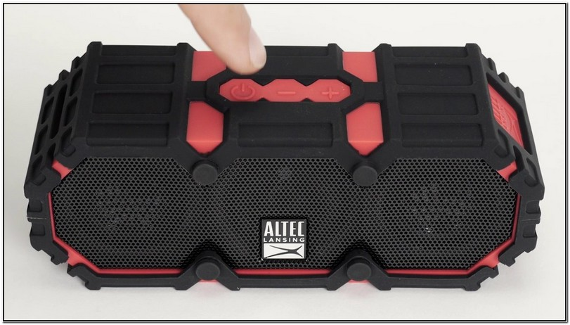 Altec Mini Life Jacket 3 Pairing