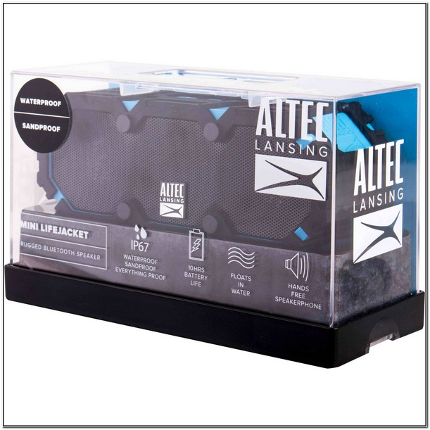 Altec Mini Life Jacket 3 Walmart