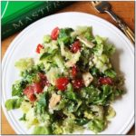 Augusta Green Jacket Salad Recipe