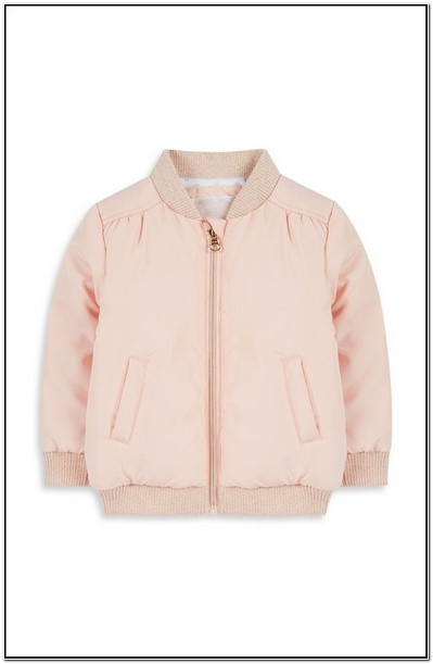 Baby Girl Bomber Jackets