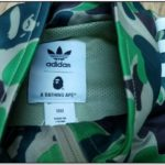 Bape Adidas Jacket Real Vs Fake