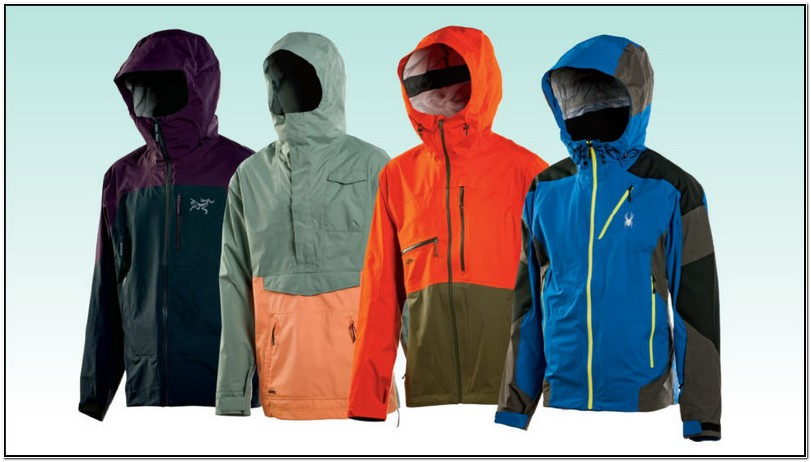 Best Mens Ski Shell Jackets