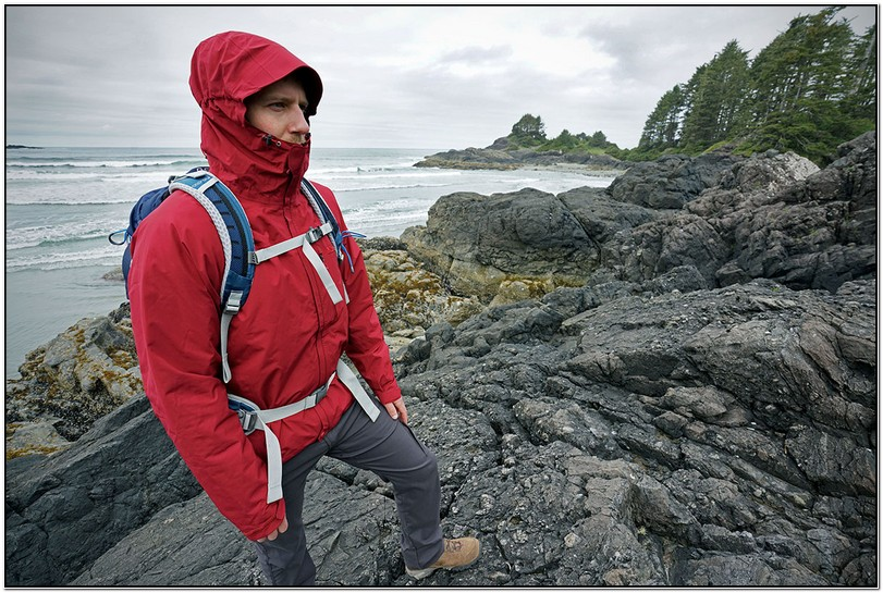 Best Rain Jacket For Hiking And Climbing