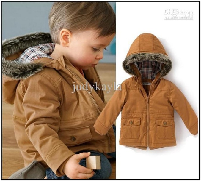 Boys Fall Jackets