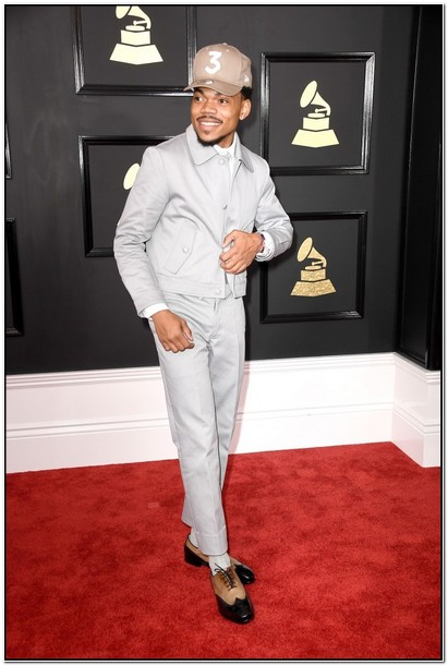 Chance The Rapper Grammy Jacket