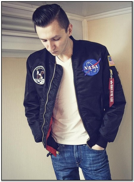 Chance The Rapper Nasa Jacket