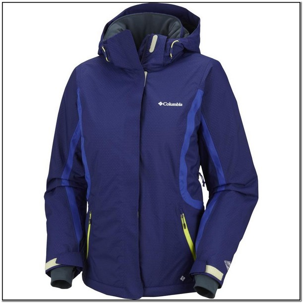 Columbia Plus Size Ski Jackets
