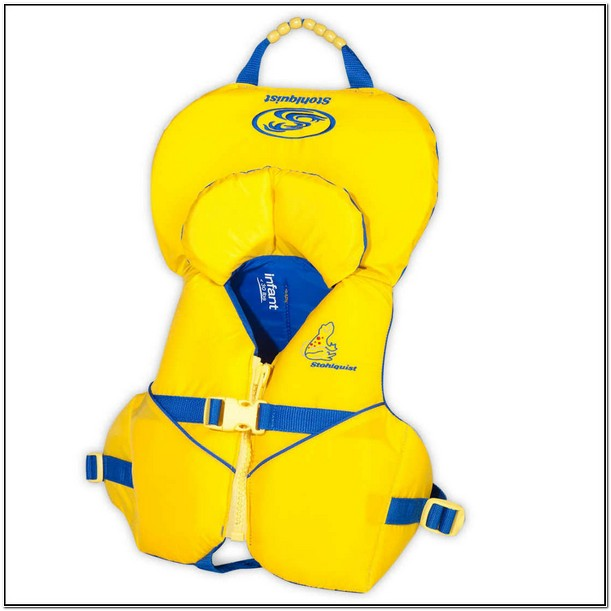 Comfortable Infant Life Jackets