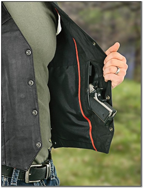 Concealed Carry Jackets And Vests