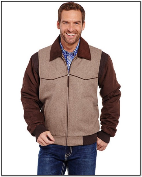 Cripple Creek Mens Western Jackets