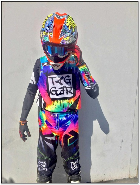 Custom Dirt Bike Jackets