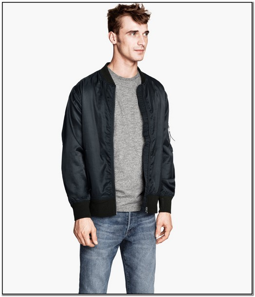 H And M Bomber Jacket Sale