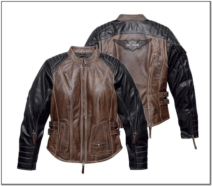 Harley Davidson Ladies Leather Jackets