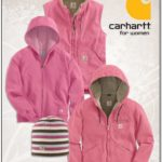 Hot Pink Carhartt Jacket